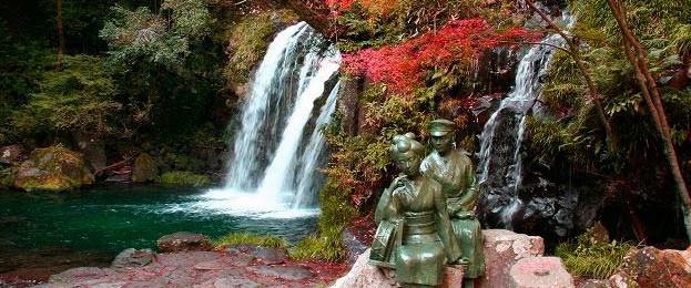 美しい伊豆 河津町